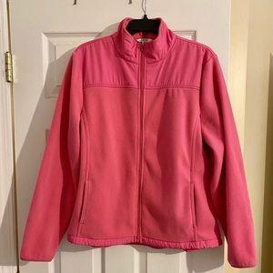 3/$15 Izod ladies zippered fleece lined jacket